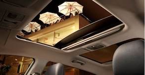 Series 2 Sportage Power Sunroof